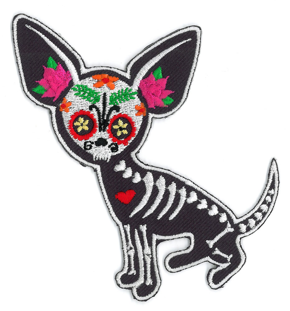 Chihuahua Muerta Patch