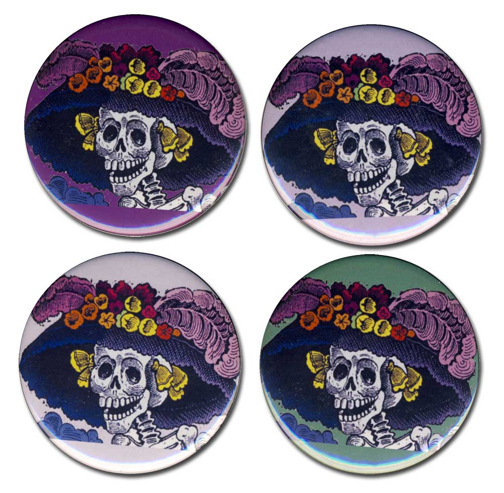 Catrina Buttons Set of 10