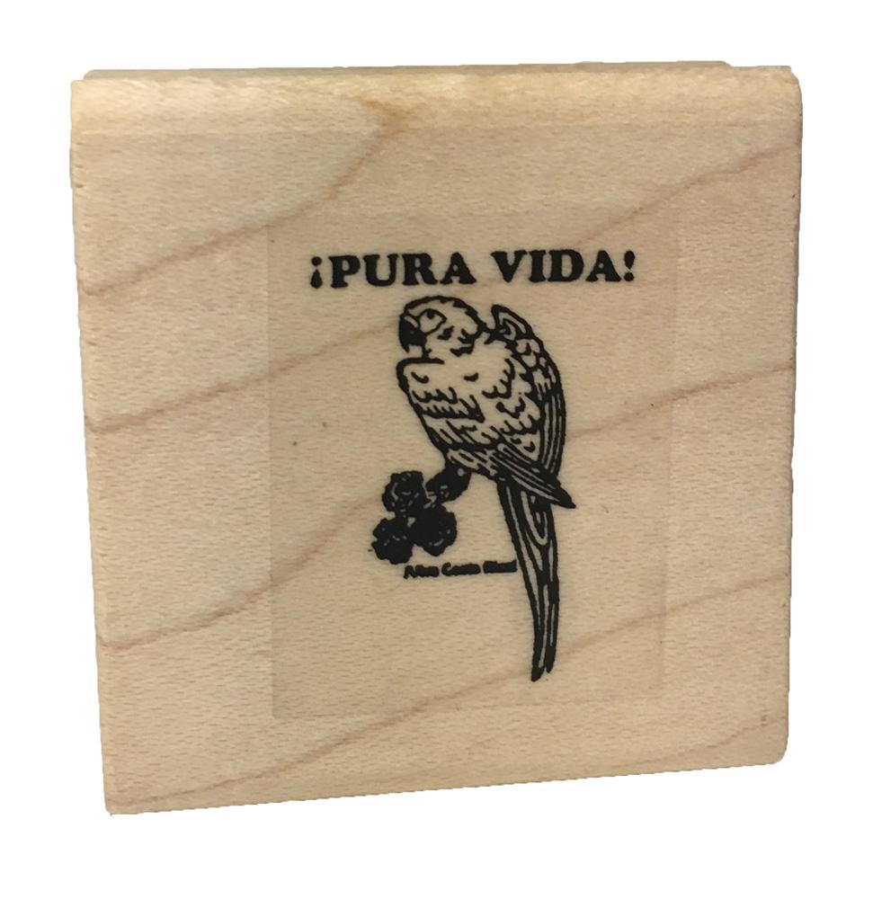 ¡Pura Vida! Spanish Stamper