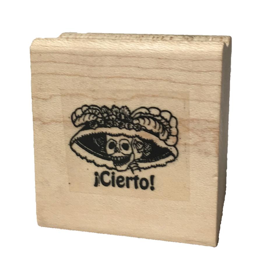 ¡Cierto! Spanish Stamper