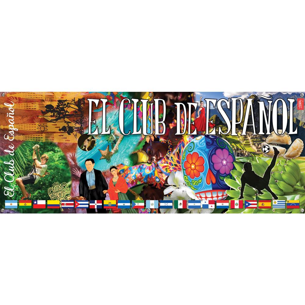 Spanish Club Banner