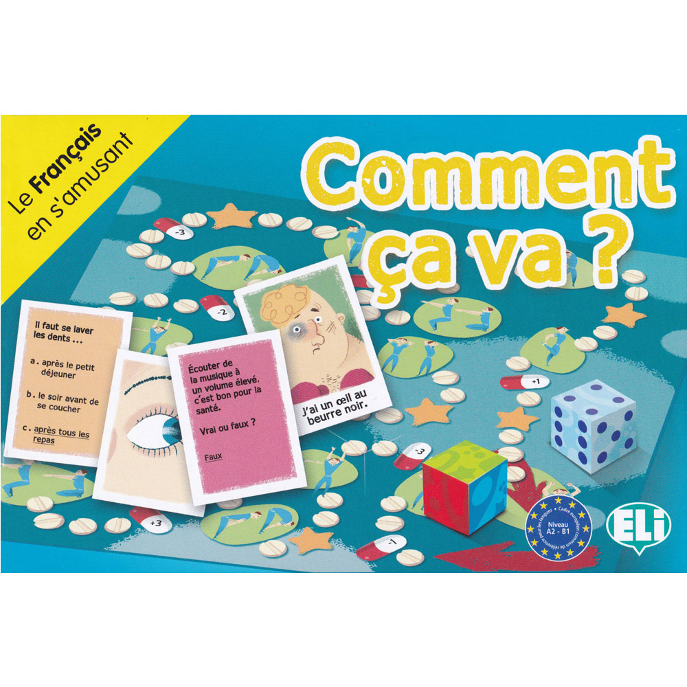 Comment ça va ? French Game