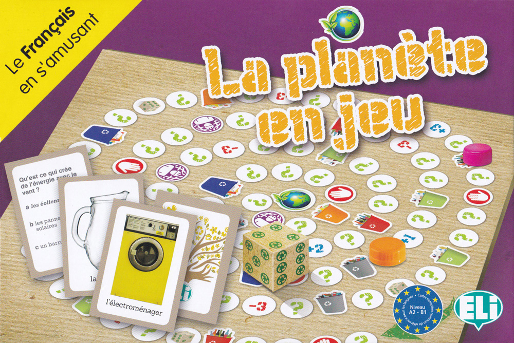 La planète en jeu French Game