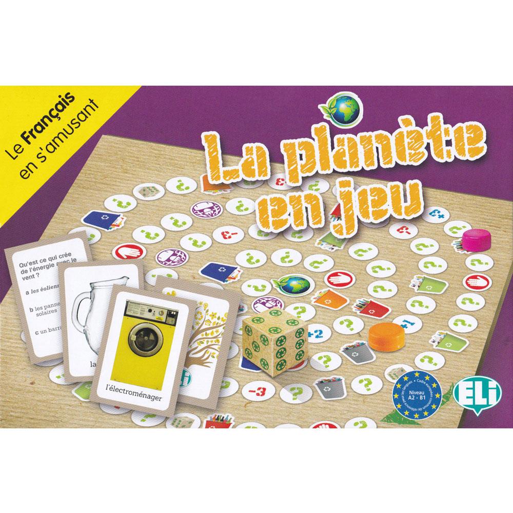 La planète en jeu French Game