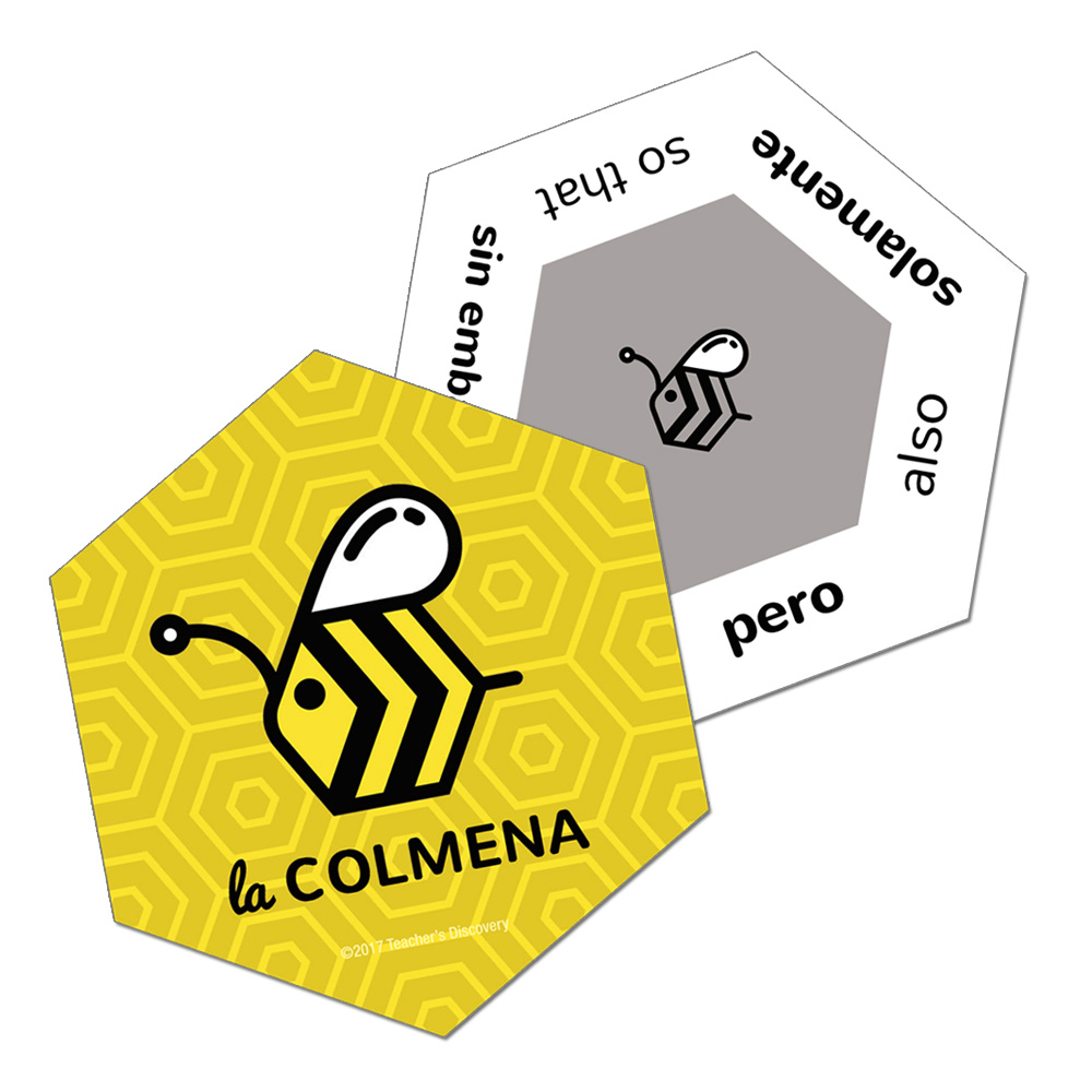 La colmena Spanish Card Game