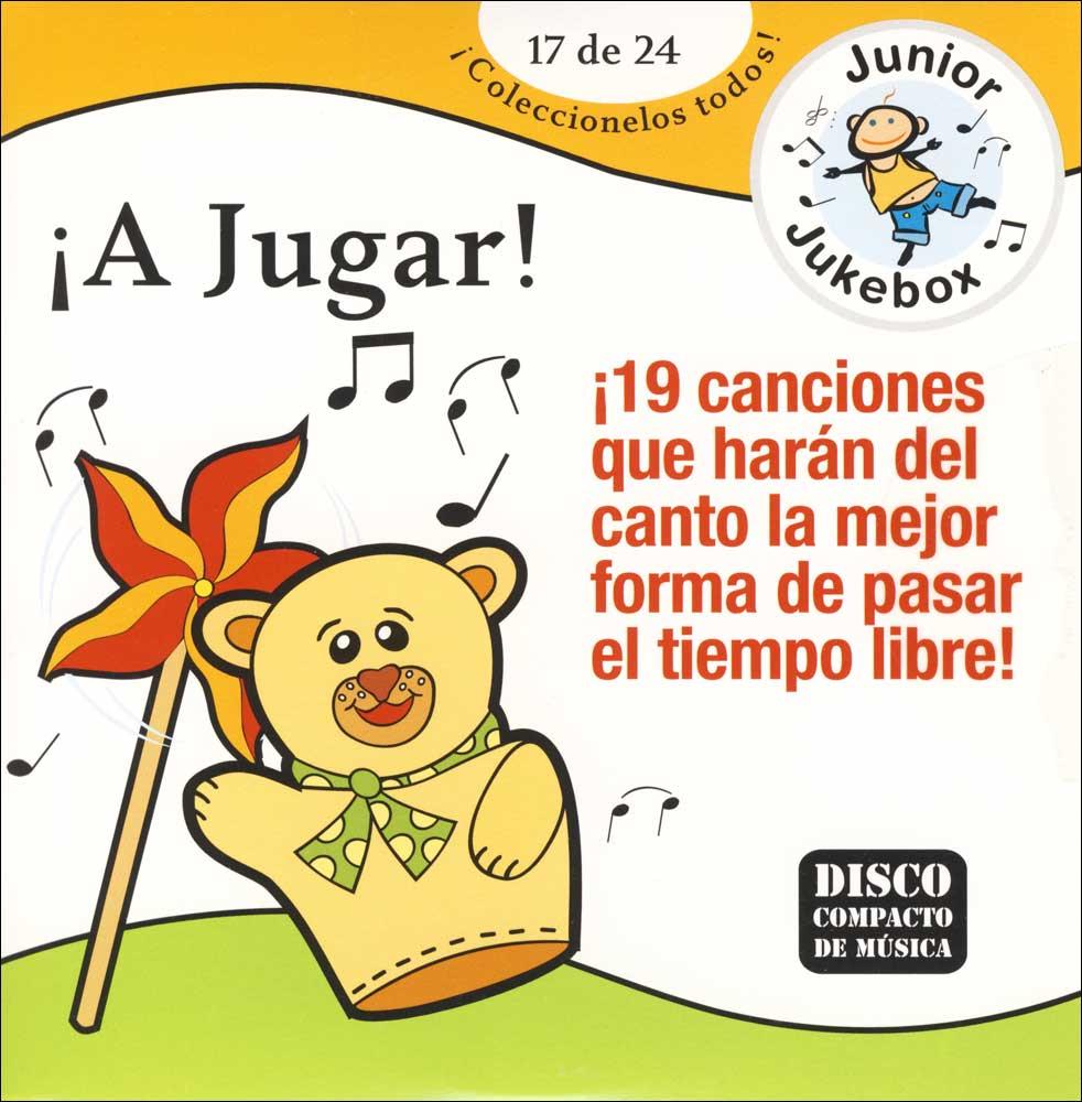 ¡A Jugar! CD