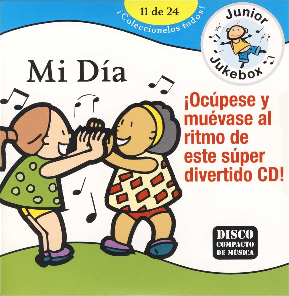 Mi Día Spanish CD