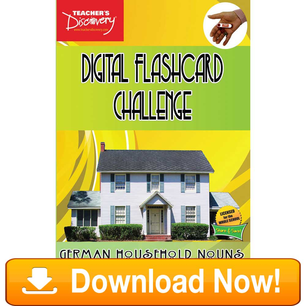 German Digital Flashcard Challenge Promethean Household Download