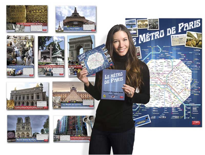 Le métro de Paris - An Activity Guide (2012 Edition)