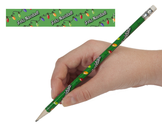 Spanish Christmas Pencils (2013)
