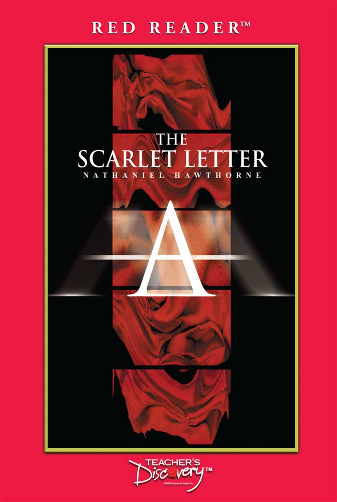 The Scarlet Letter Red Reader English Teachers Discovery