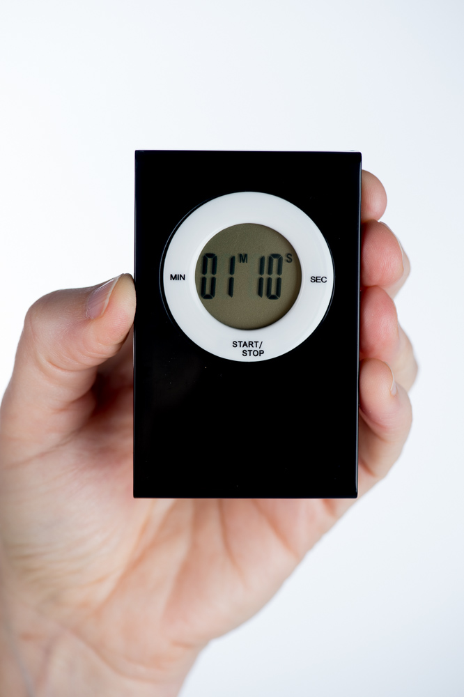 Magnetic Digital Timer