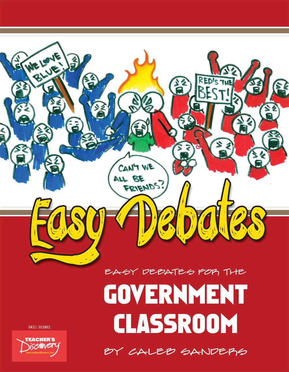Easy Debates for the Government Classroom Book