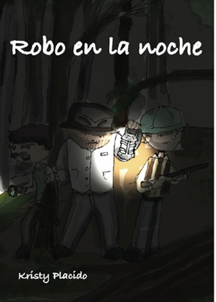 Robo en la noche Level 1 Novice-Mid Spanish Novel