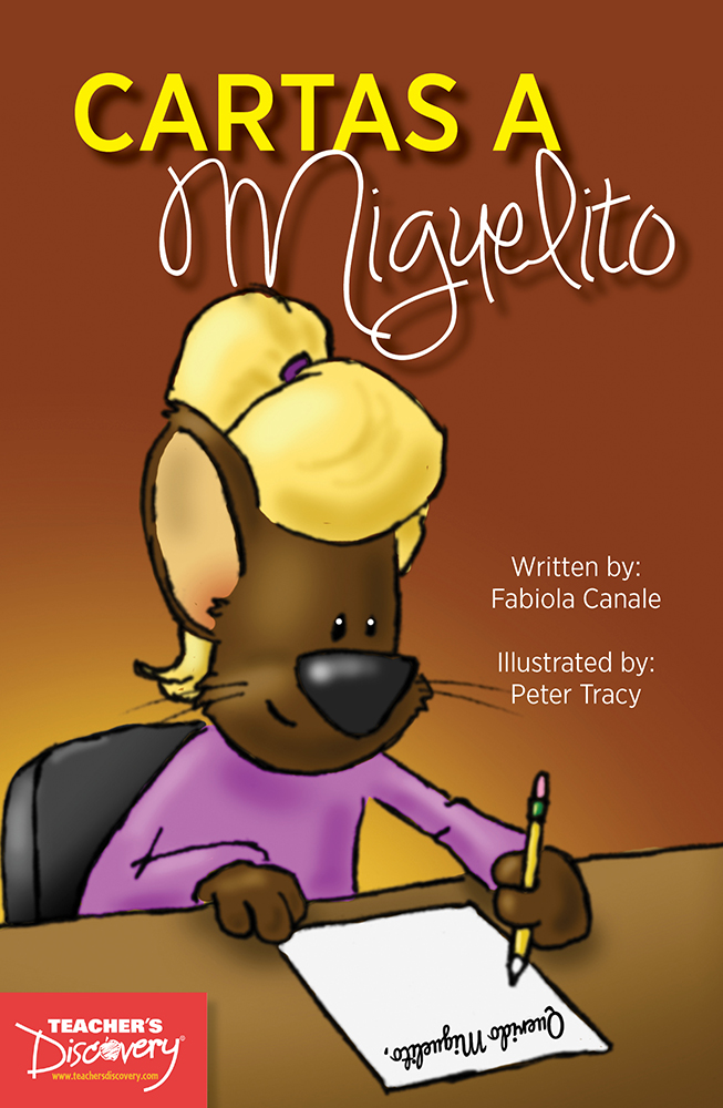 Cartas a Miguelito 2nd-Year Spanish Reader