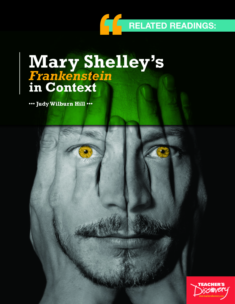 Related Readings: Mary Shelley's Frankenstein in Context Book