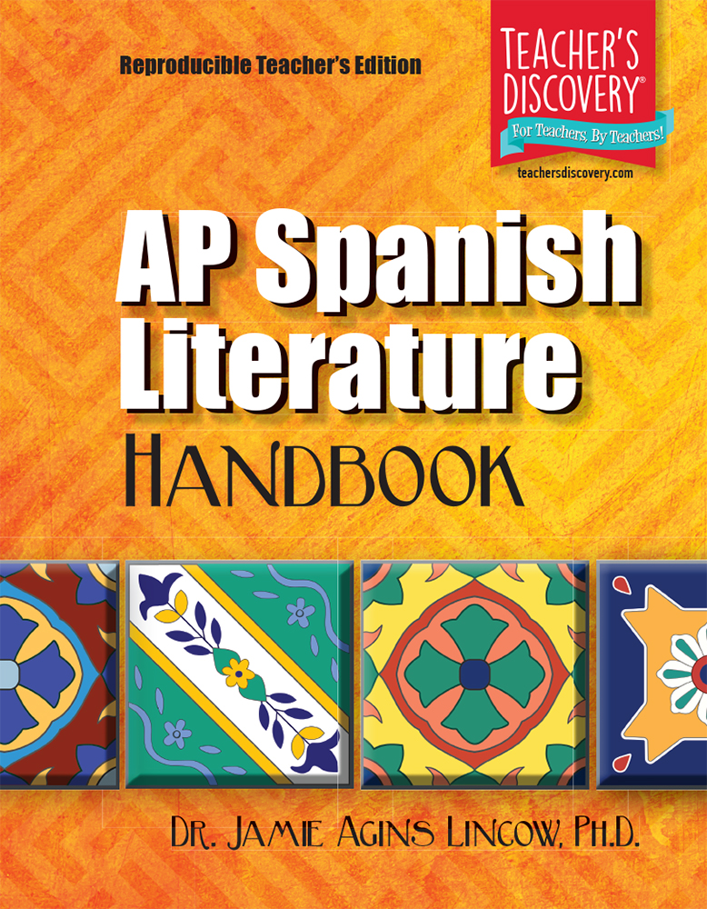 Ap spanish literature review book