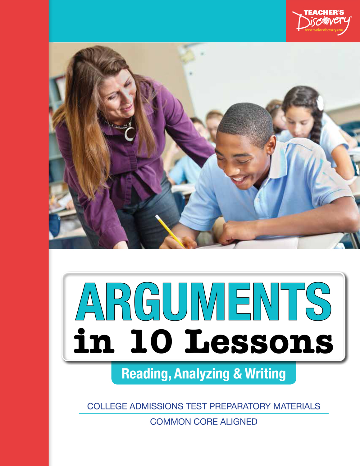 Arguments in 10 Lessons Book