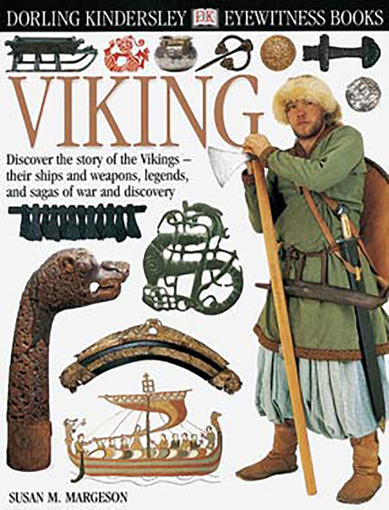 Viking Eyewitness Book