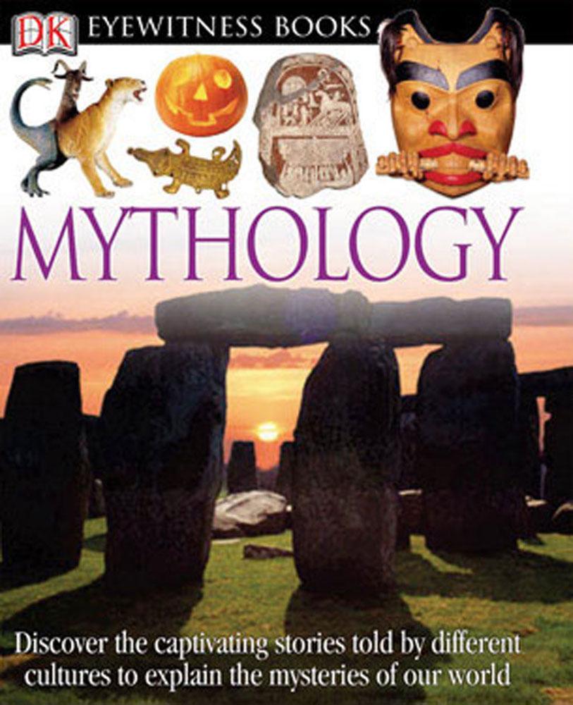 Mythology Eyewitness Book