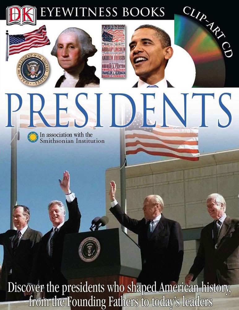 Presidents Eyewitness Book