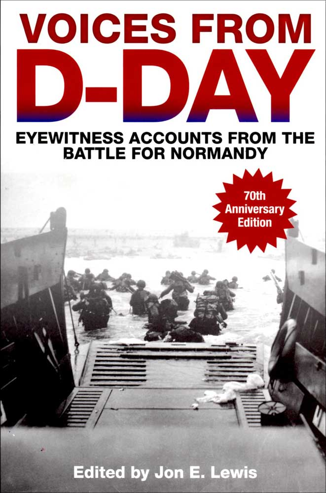 Voices from D-Day Book