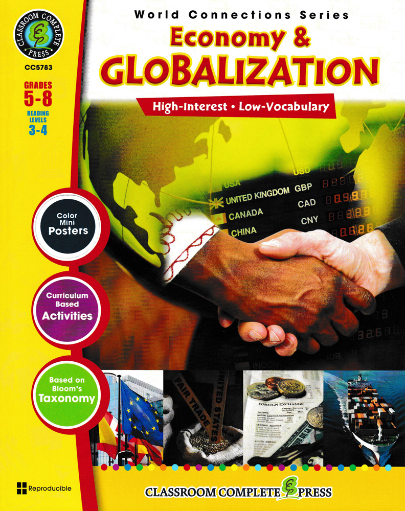 World Connections: Economy & Globalization Book