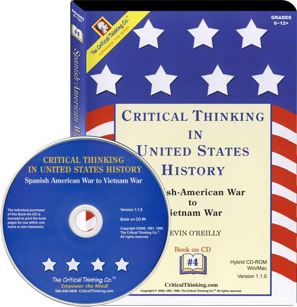 Spanish American War To Vietnam War Book On CD