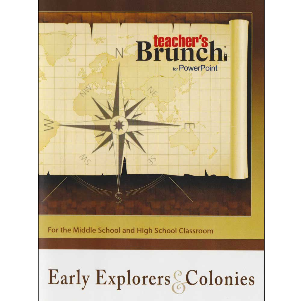 Early Explorers & Colonies Powerpoint®