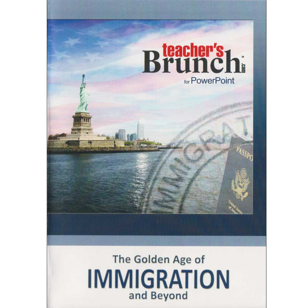 Golden Age Of Immigration & Beyond PowerPoint®