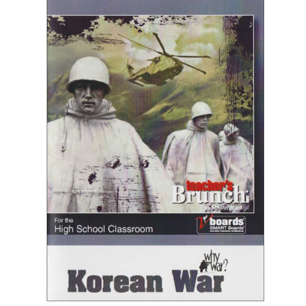 Why War? The Korean War PowerPoint®