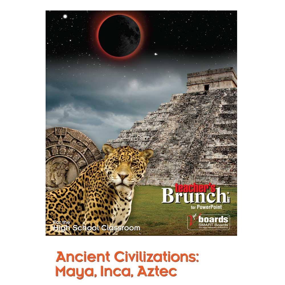 Maya, Inca, Aztec Powerpoint®