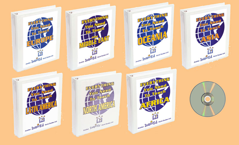 Everything You Need To Teach ... 7-volume Set