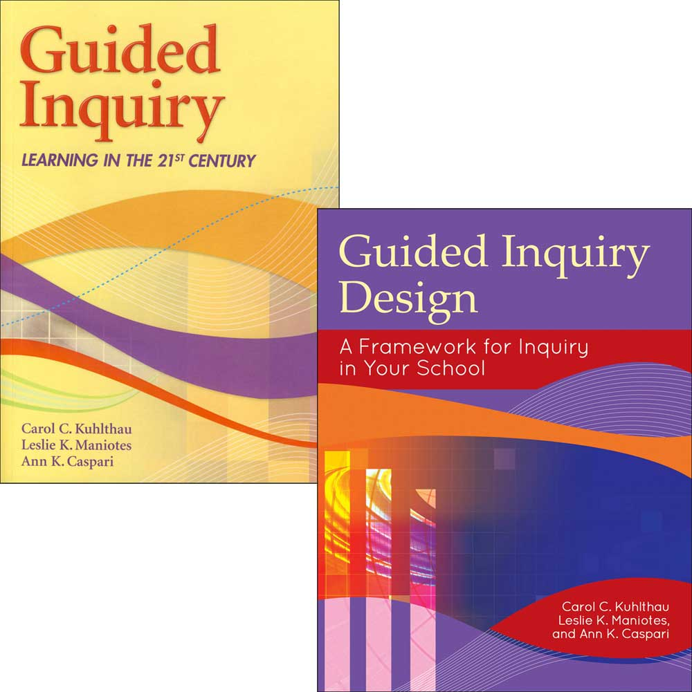 Guided Inquiry Set of 2 Books