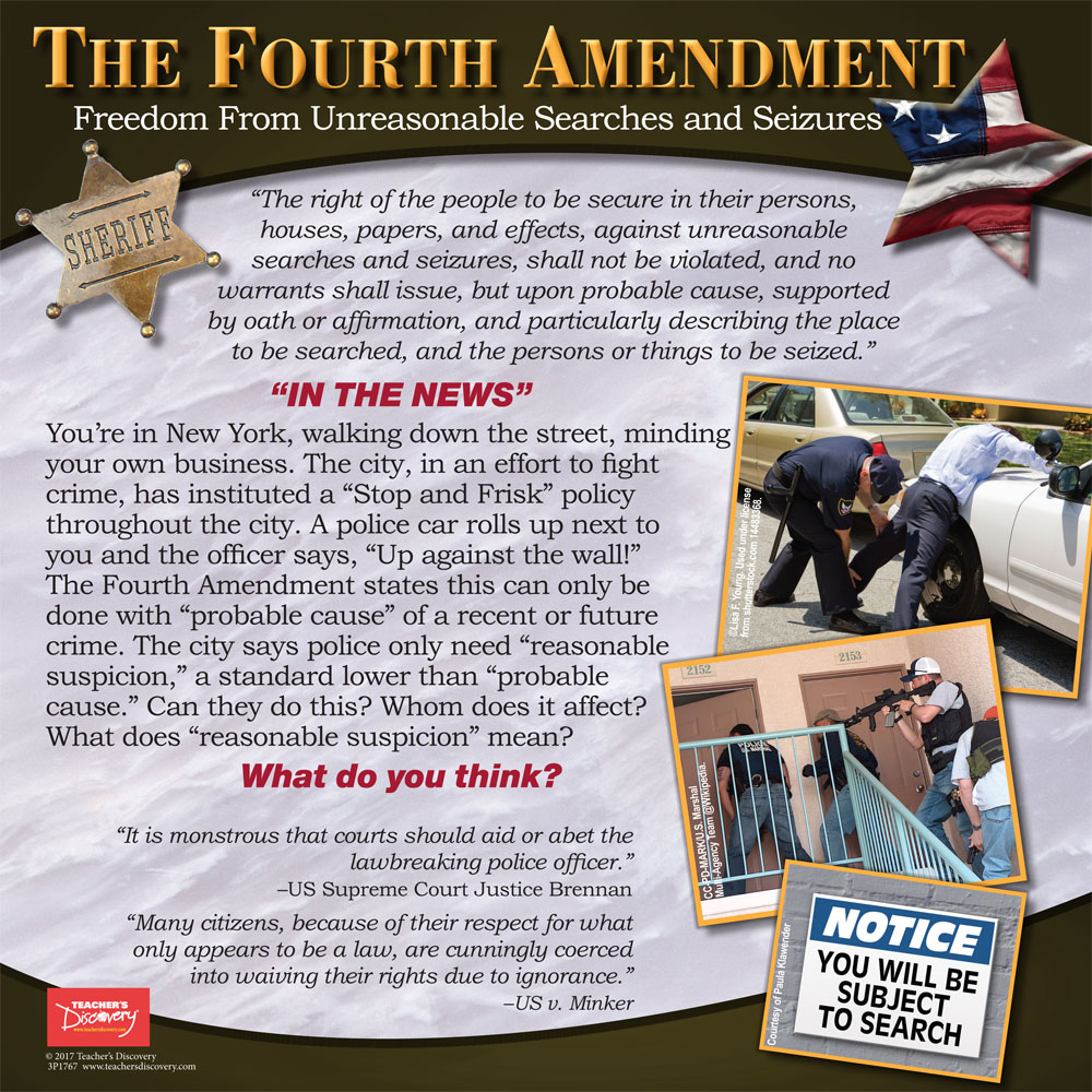 May The 4th Be With You Filter: The Bill Of Rights: Amendments Poster Set Of 10 Posters