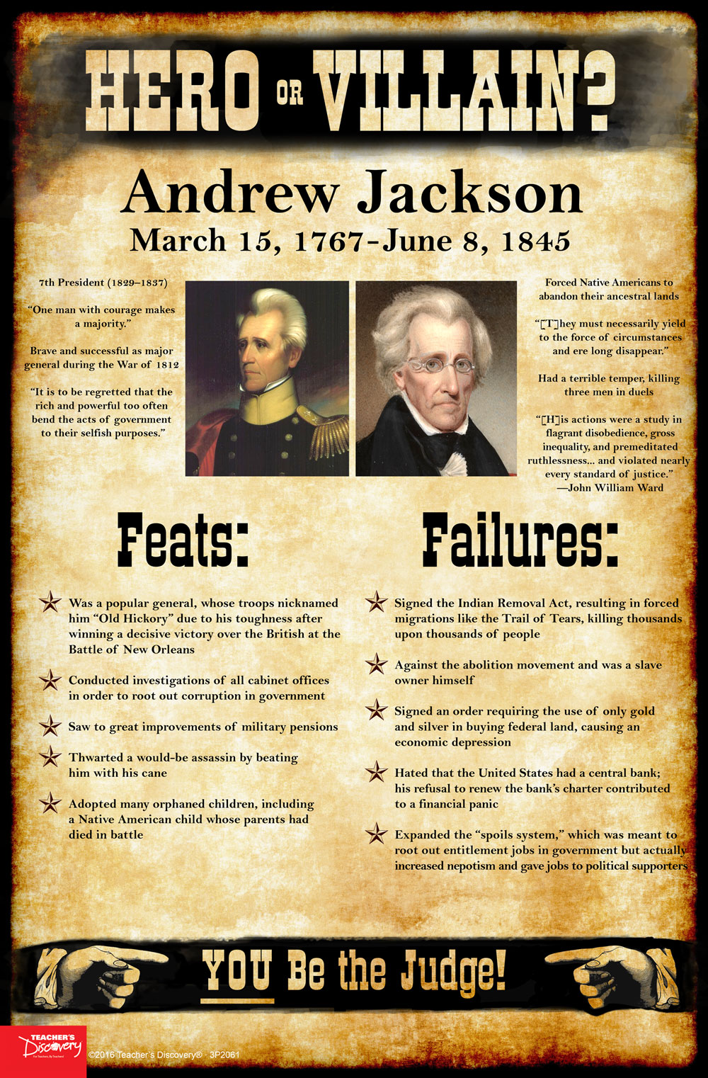 andrew jackson undemocratic essay Essays & papers andrew jackson was democratic andrew jackson was democratic jackson had used undemocratic actions in order to further his democratic goals.