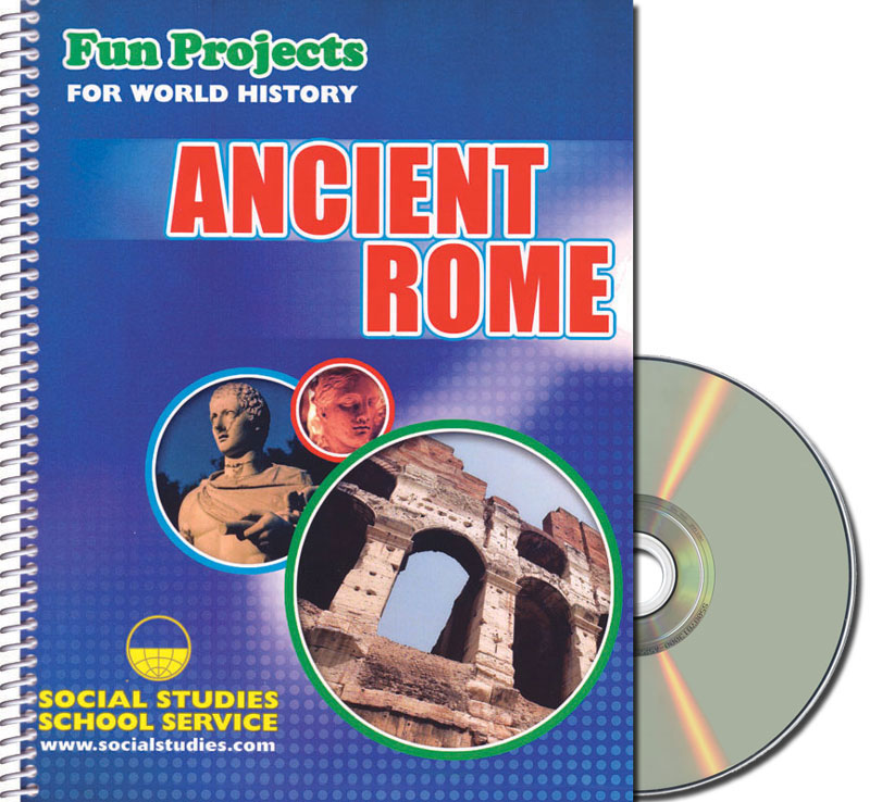 Ancient Rome: Fun Projects For World History