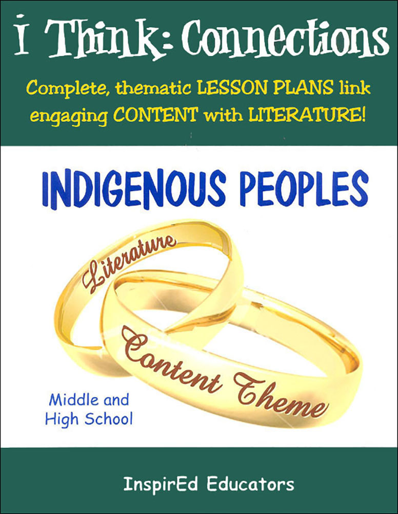 i Think: Connections, Indigenous Peoples Activity Book