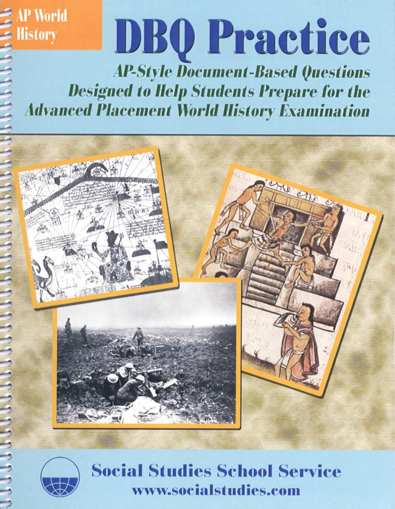 DBQ Practice: World History Book