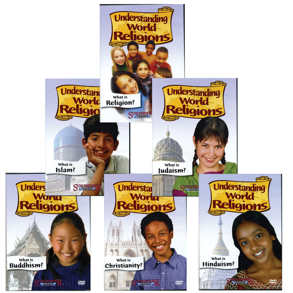 religion culture teacher s discovery understanding world religions dvd set