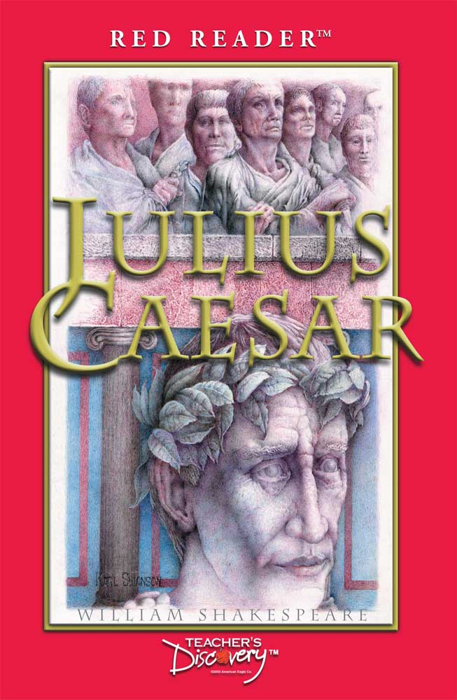 Julius Caesar Red Reader