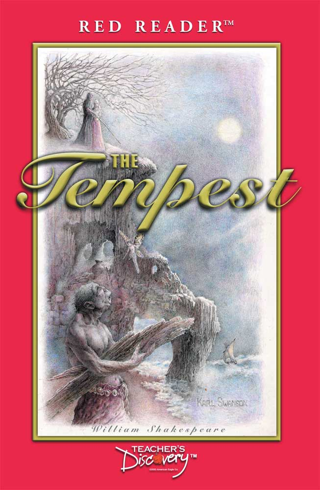 The Tempest Red Reader