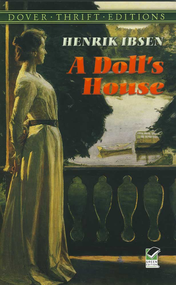 A Doll's House Paperback Book (NP)