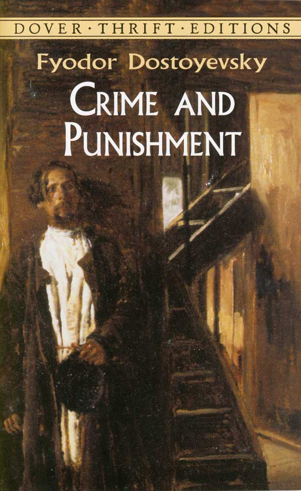 Crime and Punishment Paperback Book (990L)