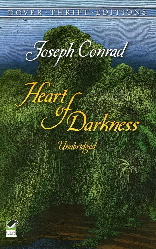 Heart of Darkness Paperback Book (1080L)