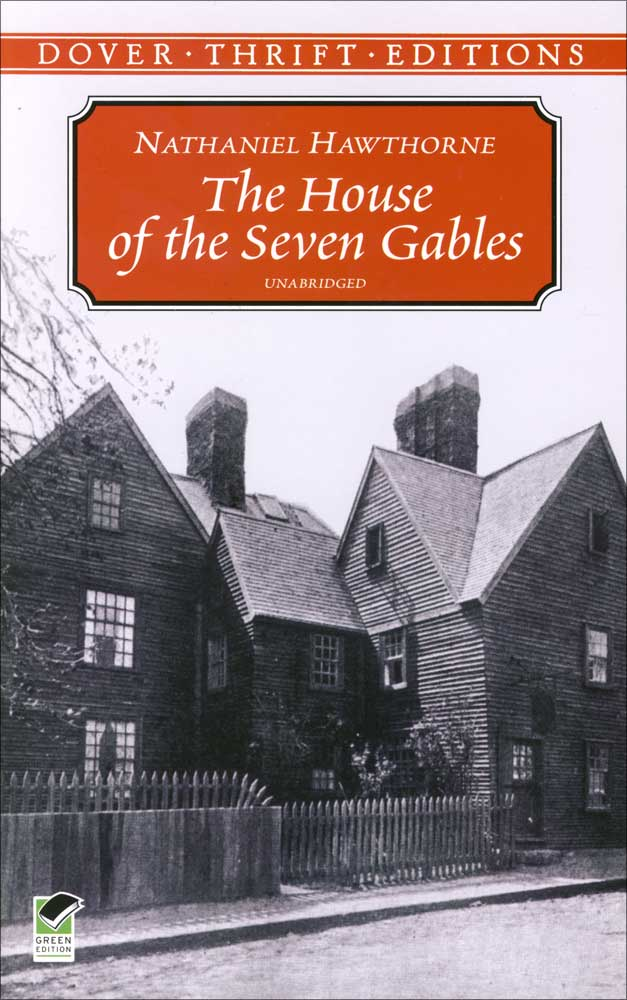 The House Of Seven Gables Paperback Book (1320L)