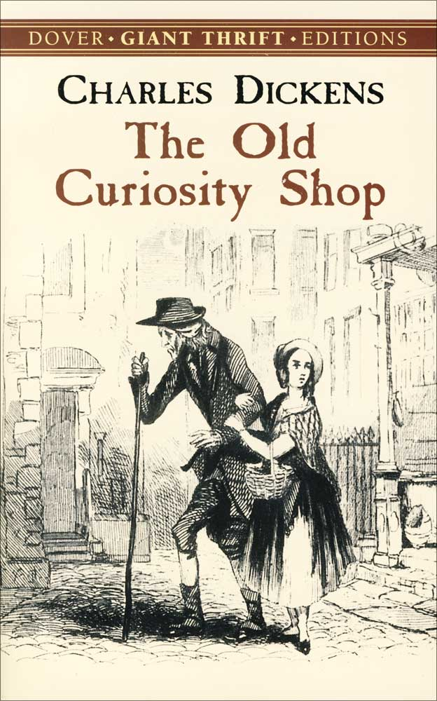The Old Curiosity Shop Paperback Book