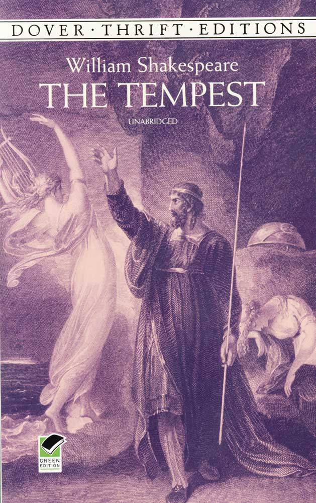 The Tempest Paperback Book (NC1070L)