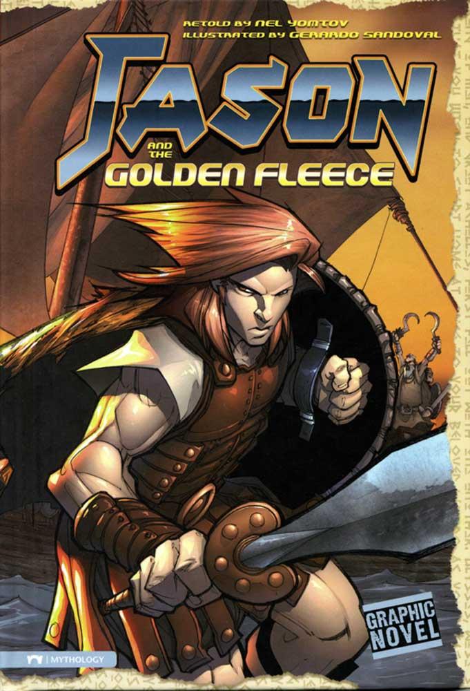 Jason And The Golden Fleece Graphic Novel