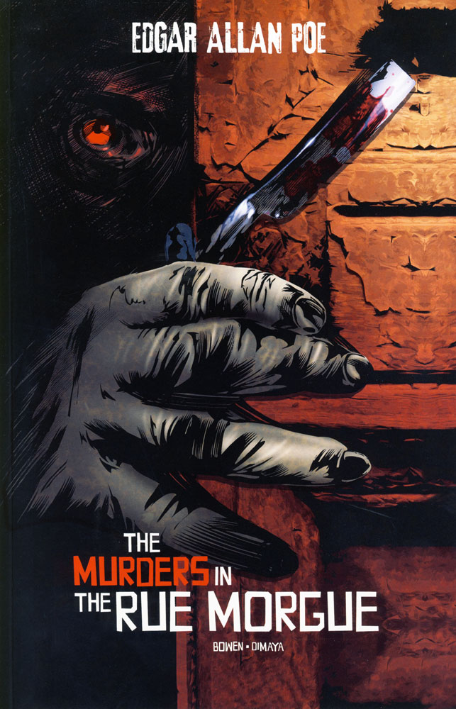 Murders in the Rue Morgue Graphic Novel